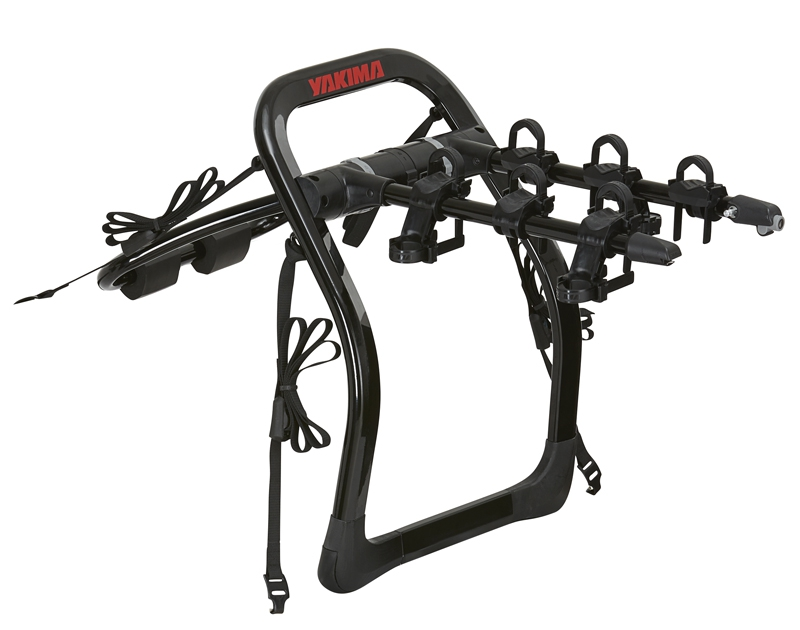 Bicycle trunk rack new york hi vis workwear